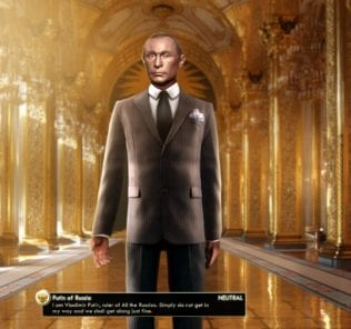 Sid Meier's Civilization 5 - The Russian Federation (Putin) - Данная модификация добавляет в игру новую цивилизацию Российская Федерация во главе с новым лидером – Владимиром Путиным.