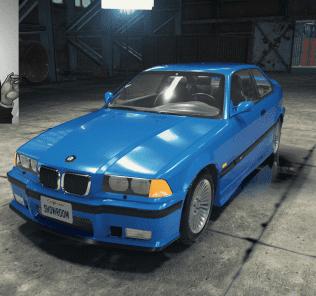 Мод BMW M3 E36 для Кар Механик Симулятор 2018