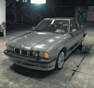 Мод BMW M5 E34 для Кар Механик Симулятор 2018