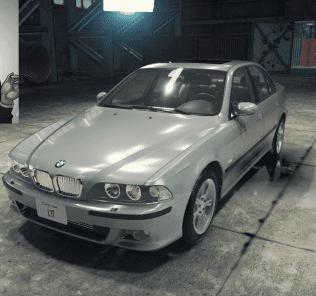 Мод BMW M5 E39 для Кар Механик Симулятор 2018