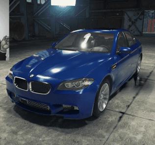 Мод BMW M5 F10 для Кар Механик Симулятор 2018