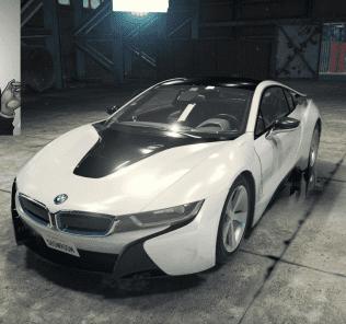Мод BMW i8 для Кар Механик Симулятор 2018