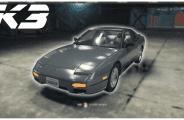 Мод Nissan 240sx (1991) для Кар Механик Симулятор 2018