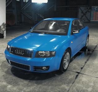 Мод Audi S4 для Кар Механик Симулятор 2018