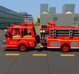 Мод Fire Dept. Engine 35 для Бриг Ригс