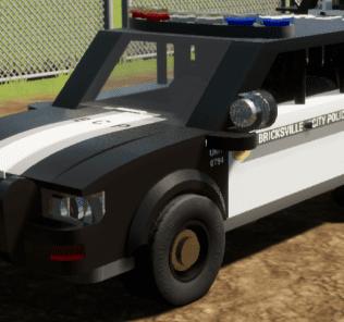 Мод Generic Police SUV для Бриг Ригс