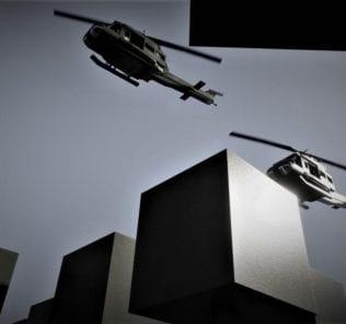 Мод TDAC UH-1H Iroquois Huey для Бриг Ригс