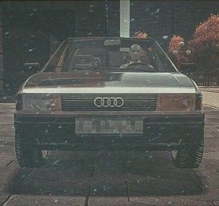 Мод Audi 80 1.8 125 B3  для Сити Кар Драйвинг v.1.5.0 - 1.5.6