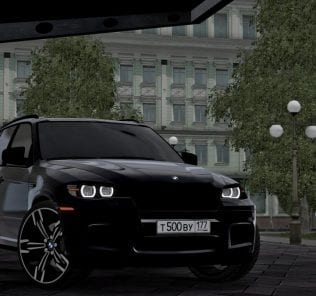 Мод BMW X5M Perfomance для Сити Кар Драйвинг v.1.5.1 - 1.5.6