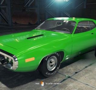Мод 1971 Plymouth GTX для Кар Механик Симулятор 2018