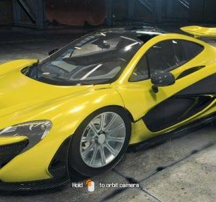 Мод 2013 McLaren P1 для Кар Механик Симулятор 2018