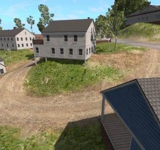 Мод Caronoa Isle 1.0 для BeamNG Drive