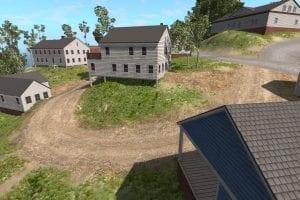 Мод Caronoa Isle 2.0 для BeamNG Drive