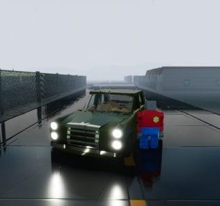 Мод Mercedes-Benz 220 D для Бриг Ригс