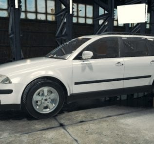 Мод Passat B5 для Кар Механик Симулятор 2018