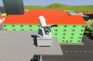 Мод Phalanx CIWS для Бриг Ригс