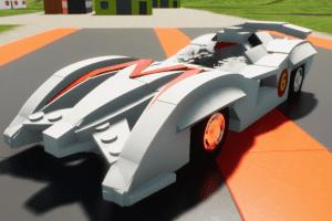 Мод The Mach 6 для Бриг Ригс