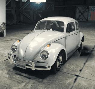 Мод Volkswagen Beetle для Кар Механик Симулятор 2018
