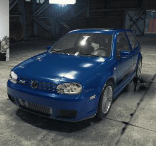 Мод Volkswagen Golf IV R32 для Кар Механик Симулятор 2018