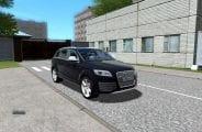 Мод Audi Q7 для Сити Кар Драйвинг v.1.5.7