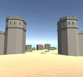 Мод Desert Defense для Равенфилд