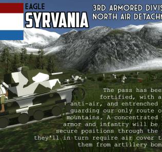 Мод (PA - 2LW) Descent Through Radetziy Pass (Includes Configurable Version) для Равенфилд