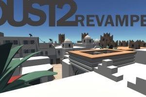 Мод RF_DUST2_REVAMPED для Равенфилд