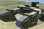 Мод LS-16 Desert Scorpion для Равенфилд