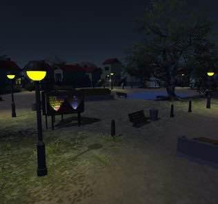 Мод Crysland Remastered для Равенфилд