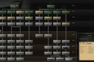 Мод Extended Tech Tree 1960 для Hearts of Iron IV
