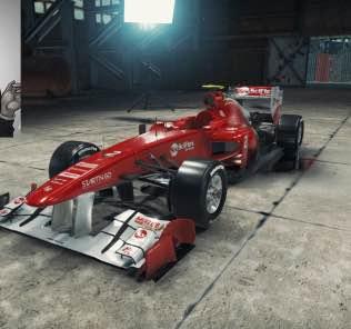 Мод Formula A для Кар Механик Симулятор 2018