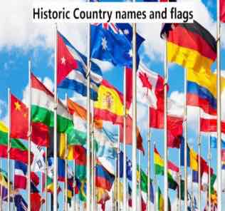 Мод Historic Country names and flags для Hearts of Iron IV