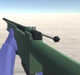 Мод (VANILLA+) Sniper Ironsights для Равенфилд