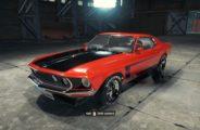 Мод 1969 Ford Mustang для Кар Механик Симулятор 2018