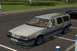 Мод 1997 Volvo 850 для Сити Кар Драйвинг v.1.5.9