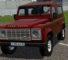 Мод 2011 Land Rover Defender 90 для Сити Кар Драйвинг v.1.5.9