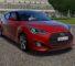 Мод 2012 Hyundai Veloster Turbo для Сити Кар Драйвинг v.1.5.9