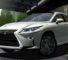 Мод 2018 Lexus RX350 для Сити Кар Драйвинг v.1.5.9