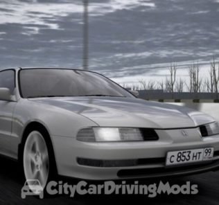 Мод 2019 Honda Prelude 2.2 Si Vtec 1994 для Сити Кар Драйвинг v.1.5.8