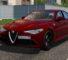 Мод Alfa Romeo Giulia Quadrifoglio для Сити Кар Драйвинг v.1.5.9