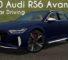Мод Audi RS6 Avant C8 2020 для Сити Кар Драйвинг v.1.5.9