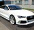 Мод Audi RS7 4.0 TFSI V8 SportBack 2016 для Сити Кар Драйвинг v.1.5.9