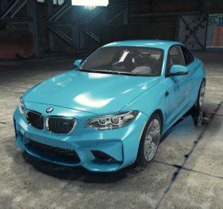 Мод BMW M2 для Кар Механик Симулятор 2018