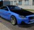 Мод BMW M6 Evotech для Сити Кар Драйвинг v.1.5.9