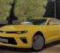 Мод Chevrolet Camaro V8 2018 для Сити Кар Драйвинг v.1.5.9