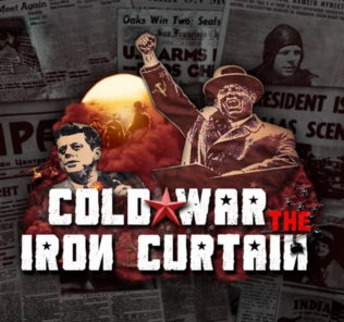 Мод Cold War Iron Curtain: A World Divided для Hearts of Iron IV