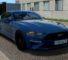 Мод Ford Mustang GT 2018 для Сити Кар Драйвинг v.1.5.9