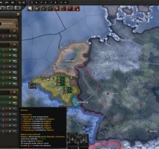 Мод Formable Nations для Hearts of Iron IV