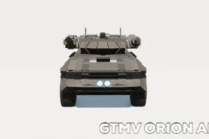 Мод GTMV Orion APC для Бриг Ригс