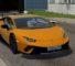 Мод Lamborghini Huracán Performante 2017 для Сити Кар Драйвинг v.1.5.9